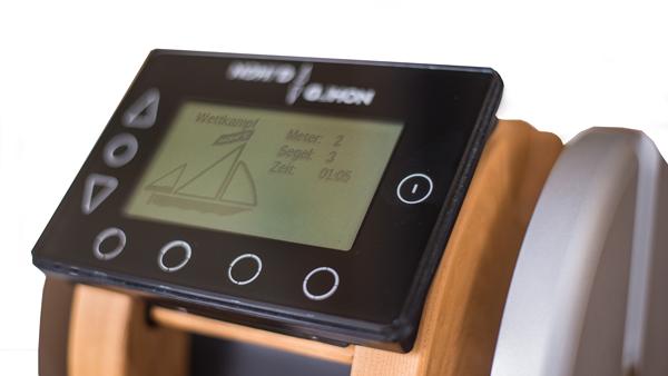 NOHrD watergrinder monitor