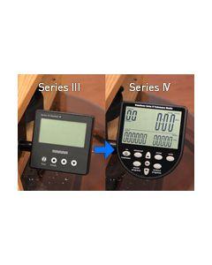 WaterRower S3 > S4 Monitor Upgrade